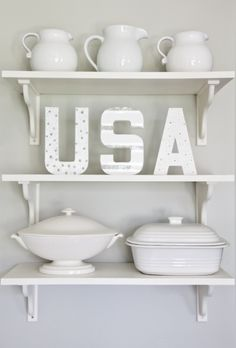USA Home Decor - cut