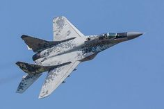 MIG-29AS 'Fulcrum A' Slovak Air Force