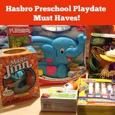 Hasbro Preschool Playdate   Giveaway