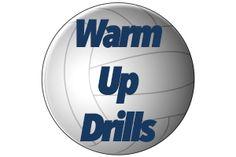 Netball Warm-Up Drills