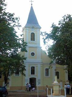 Deutschbentschek Banat Village Timis County Western Romania