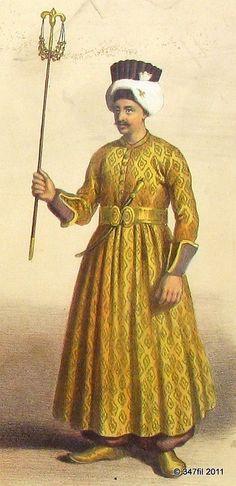 Ottoman official..