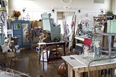 The Chapel Market Displays | perfectly imperfect