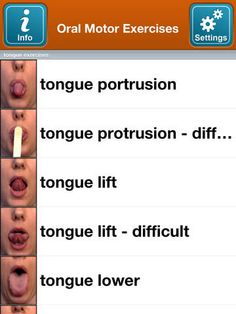 SmallTalk Oral Motor Exercises by Lingraphica