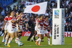 Eddie Jones' Japan conjure spectacular 34-32 upset over South Africa