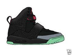 Yeezy by the ill suite