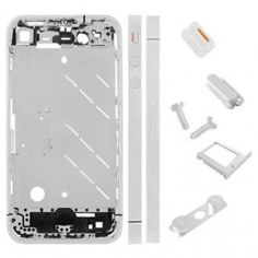 New #iPhone4 Midframe White now available at lowest price.