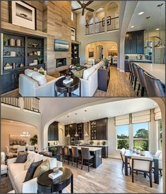 If you love a home with plenty of SPACE does this one put a SMILE on your FACE?! New House Plans, House Floor Plans, Beautiful Dining Rooms, Home Ownership, New Homes For Sale, Model Homes, Real Estate Marketing, Dream Homes, Home Buying