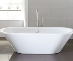 The essential free standing bath adds style to any bathroom. Skirted Freestanding Bath - £656 incl VAT