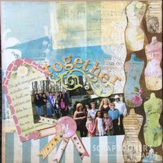 by Pam for Scrapbooker's Paradise Blog
