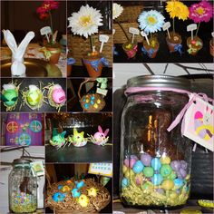 Fun Easter ideas from the last few years