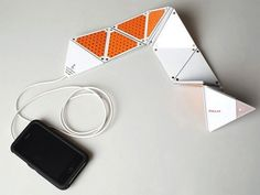Portable speakers origami