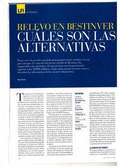 Relevo en Bestinver: Cuáles son las alternativas