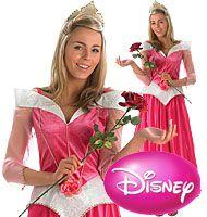Sleeping Beauty - Adult Costume Fancy Dress