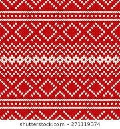 Lignende bilder, arkivbilder og vektorer av Winter Holiday Pattern on the Wool Knitted Texture. Seamless Background, Winter Holidays, Royalty Free Stock Photos, Wool, Knitting, Illustration, Image, Vectors, Patterns