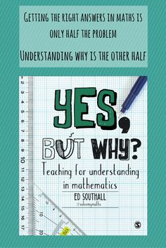 Getting the right answers in maths is only half the problem. Understanding why what you're doing works is the part that often stumps students and teachers alike. Does maths feels like a collection of random rules and steps that somehow lead you to an answer? Don't worry you're not alone.  A must-read for those training to teach primary or secondary mathematics via university-based or school-based routes and current teachers wishing to deepen their mathematical understanding.