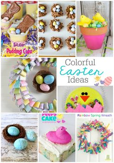 8 Colorful Easter id