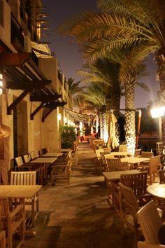 Souk Madinat Jumeirah Dubai. Designed by Creative Kingdom Inc.