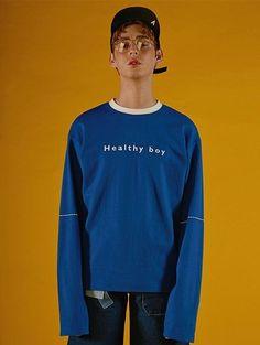 ADER ERROR Healthy Boy T Shirts