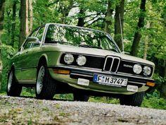 1976 BMW E12 - 5 series