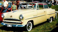 Opel Rekord Cabriocoach 1955