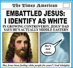 Transracial Jesus