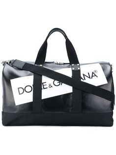Shop designer holdalls for men at Farfetch and choose from brands including Saint Laurent, Prada, Burberry and more. Dolce Gabbana Logo, Duffel Bag, Gym Bag, Burberry, Celebrities, Leather, Fashion Design, Men, Black