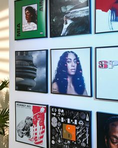 From a seat at the table to a spot on the wall. Shop album frames now. #UOMusic