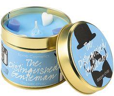 The Distinguished Gentleman Candle