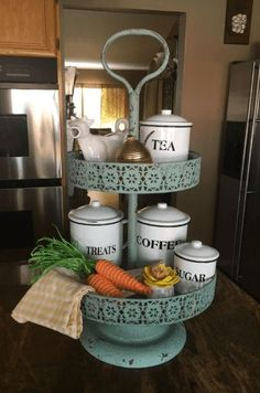 Farmhouse Coffee Bar Ideas For Homestead Kitchens Farmhouse DIY Coffee Bar Ideas, great vintage style decor ideas. Rustic Kitchen, Country Kitchen, Kitchen Decor, Kitchen Ideas, Country Farm, Country Primitive, Kitchen Designs, Vintage Coffee Shops, Rustic Outdoor Decor
