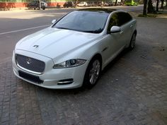 Book Jaguar XJL Rental Delhi