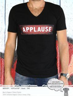 APPLAUSE Men's t-shirt