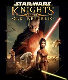 KOTOR. My all time favorite game