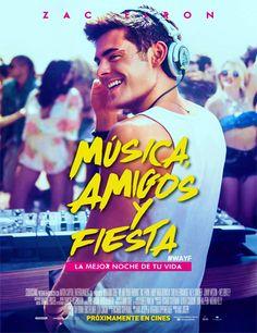 Poster de We Are Your Friends (Música, amigos y fiesta)