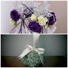 Flower girl wands and pomanders are the must-have floral accessory for 2016! | Confetti.co.uk