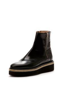 Dylan Chelsea boots in smooth leather