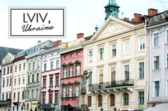 The best 20 things to See & Do in the stunning city of Lviv, Ukraine, from an expat who lived there for months like a local.