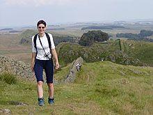 Hiking Hadrian's wall sounds like an awesome trip