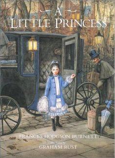 A Little Princess book by Frances Hodgson Burnett I Love Books, Great Books, My Books, Chapter Books, Children's Literature, Vintage Books, Antique Books, Book Lovers, Childrens Books