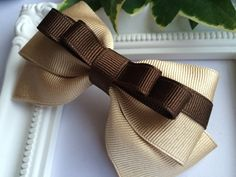 Ribbon Hair Bows, Diy Ribbon, Ribbon Crafts, Brazilian Embroidery Stitches, Tie Headband, Handmade Beaded Jewelry, Diy Hair Accessories, Hair Barrettes, Diy Hairstyles