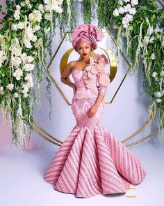 Thrive Naija Celebs features the best dressed celebrities over the weekend, where they went to and what they wore to inspire you. Ankara Wedding Styles, Ankara Gown Styles, Ankara Gowns, Ankara Skirt, Dress Skirt, African Print Fashion, African Fashion Dresses, African Dress, African Prints