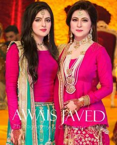 These col ors! Pakistani Formal Dresses, Pakistani Wedding Outfits, Pakistani Wedding Dresses, Pakistani Dress Design, Indian Dresses, Pakistani Bridal Jewelry, Bridal Dress Design, Indian Designer Outfits, Dress Collection