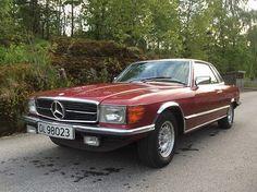 Mercedes-Benz SL 450 SLC 1976, 68 000 km, kr 99 000,- -