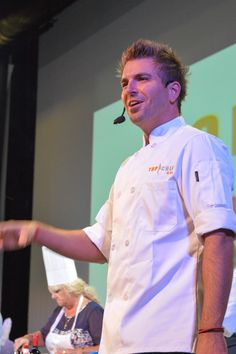 Top Chef Chris Crary. #TopChefAtSea #CelebrityCruises