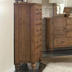 Riverside Furniture – Summerhill Six Drawer Chest