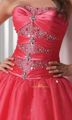 Prom Dresses at Deb Stores | Watermelon Red Prom Evening Dress Ball Deb Formal Gown | eBay