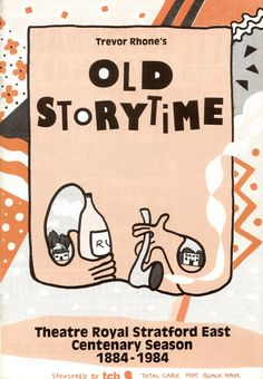 old story time by trevor rhone
