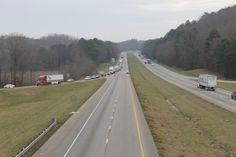 I-20 traffic closed for sinkhole repair.