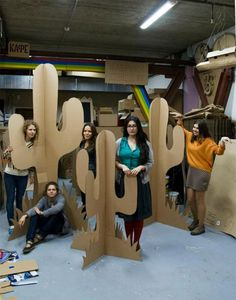 "Workshop ""Made in Cardboardia"". September by Cardboardia, via Behance, Halloween props for projects? Workshop Made in Cardboardia. September by Cardboardia, via Behance, Halloween props for projects? Mexican Birthday Parties, Mexican Fiesta Party, Cowboy Birthday Party, Fiesta Theme Party, Cowgirl Party, Wild West Theme, Wild West Party, Anniversaire Cow-boy, Western Parties"