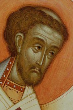 John Chrysostom, Byzantine Icons, Religious Icons, Art Icon, Orthodox Icons, Gabriel, Christianity, Computers, Saints